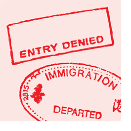 Deported stamps image