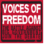 voices of freedom logo